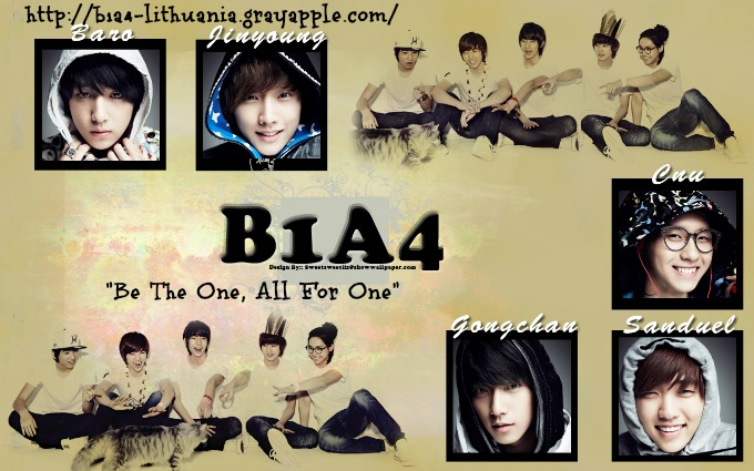 Lietuviškas B1A4 fanų forumas
