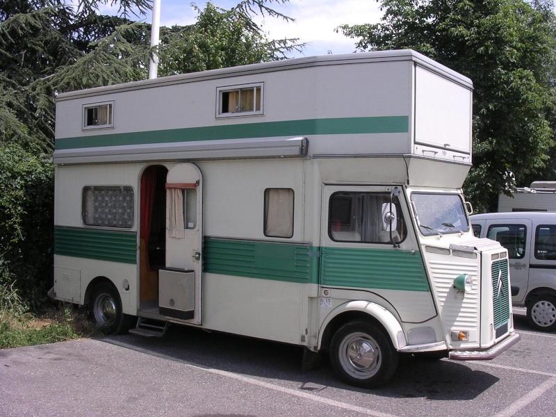 galerie les type h les plus fous camping car. Black Bedroom Furniture Sets. Home Design Ideas