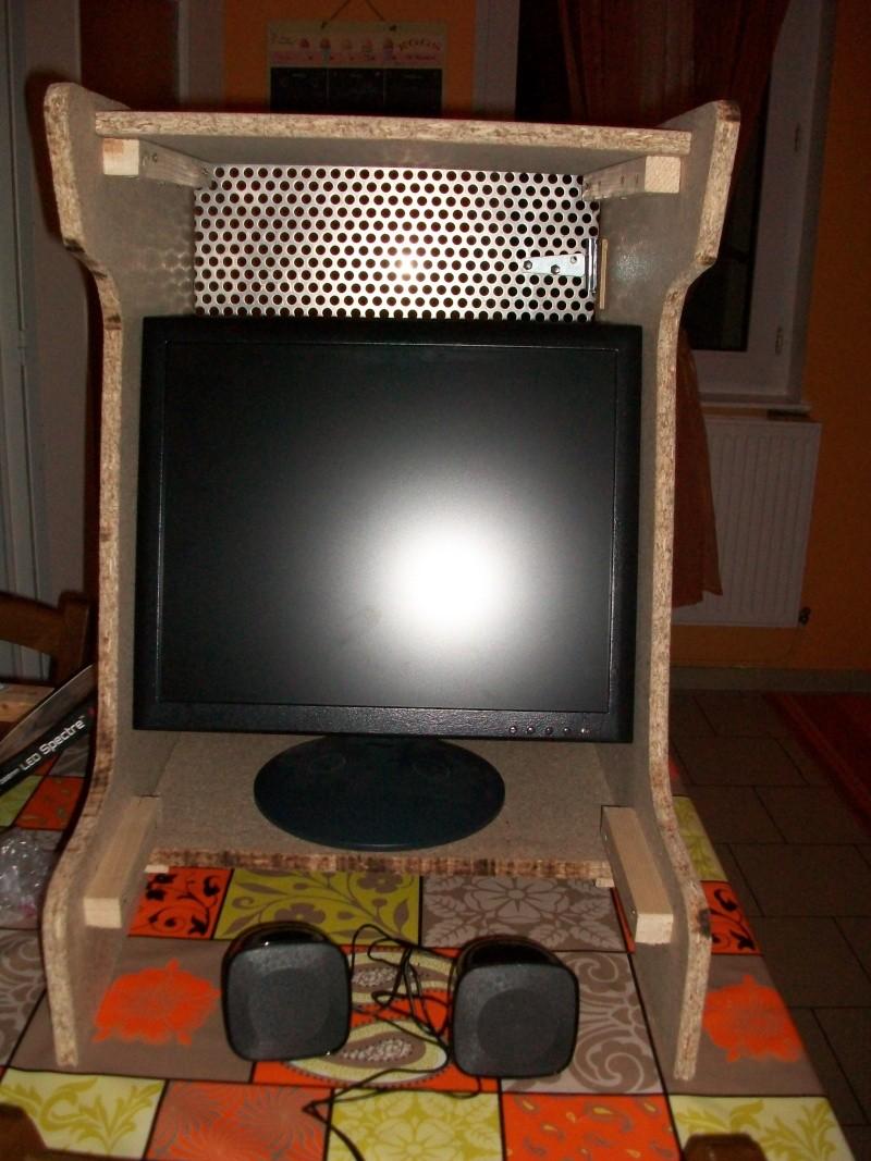 borne arcade wii