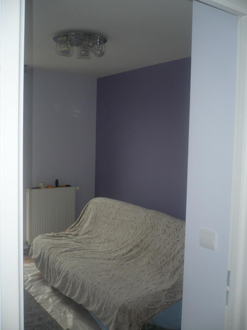 Peinture gris et rose chambre Peinture pour chambre fille
