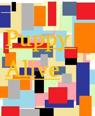 Puppy Alive