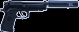 Beretta M92F Tranquilizer Pistol