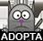 ¡Adopta un gato!