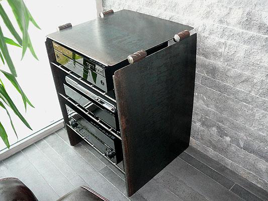 garde corps en acier sur mesures. Black Bedroom Furniture Sets. Home Design Ideas