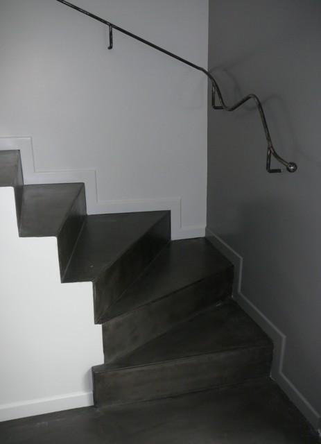 Conseils Brico Faire Sa Rampe D 39 Escalier Soi M Me