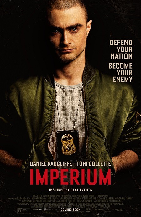 Абсолютная власть / Imperium (2016)