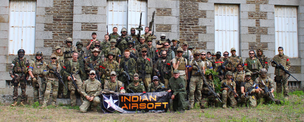 INDIAN's Vitrine