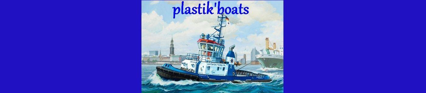 Plastik'boats