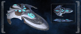 Temporal Dreadnought Cruiser T6 – classe Chronos