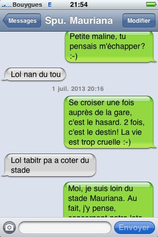 Très Améliorer mon sms game - Forum seduction et drague - Forum  WT97