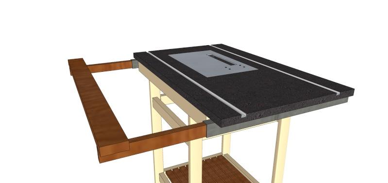scie sur table basique pour faire une grande scie sur. Black Bedroom Furniture Sets. Home Design Ideas