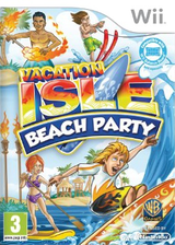 [WII] Vacation Isle: Beach Party (Multi 5)
