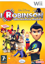 [WII] I Robinson: Una Famiglia Spaziale (Multi 5)