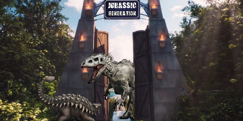 Jurassic Génération.