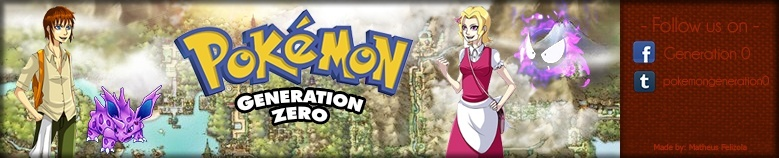 Pokemon: Generation Zero