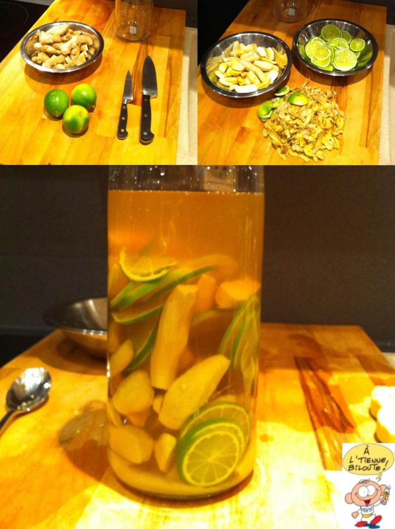 rhum arrangé mangue