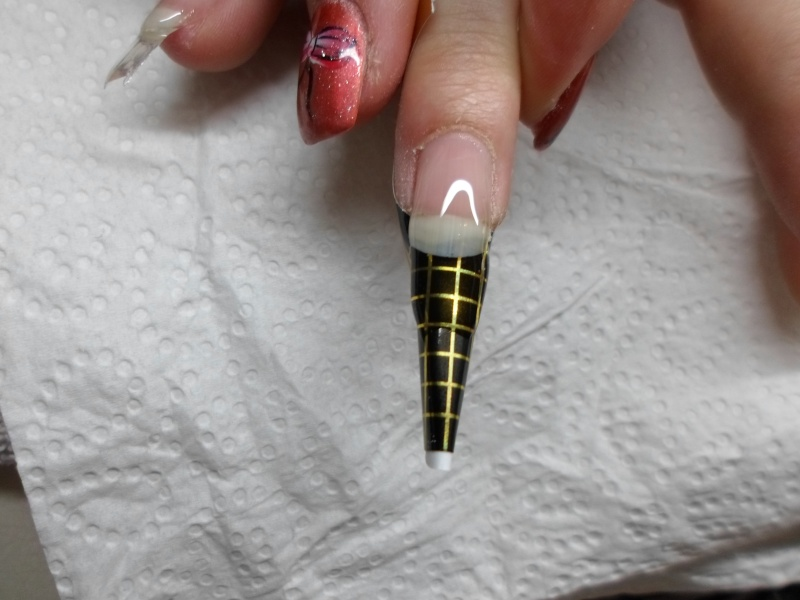 Ongles chablon - Salon pour les ongles ...