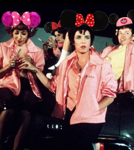 Mickey's Pink Ladies