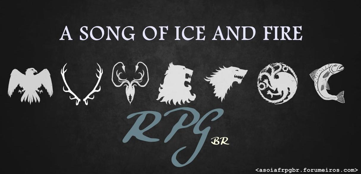 As Crônicas de Gelo e Fogo RPG