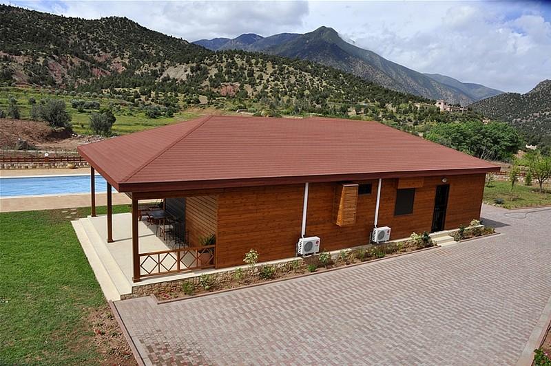 Maison En Bois Maroc Avie Home