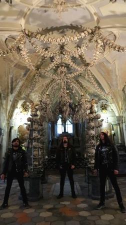 Aux portes du metal chronique d 39 album metal ill omen slaughtbbath pestilential hierophanies - Aux portes du metal ...