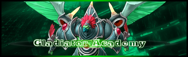 Gladiator Duel Academy