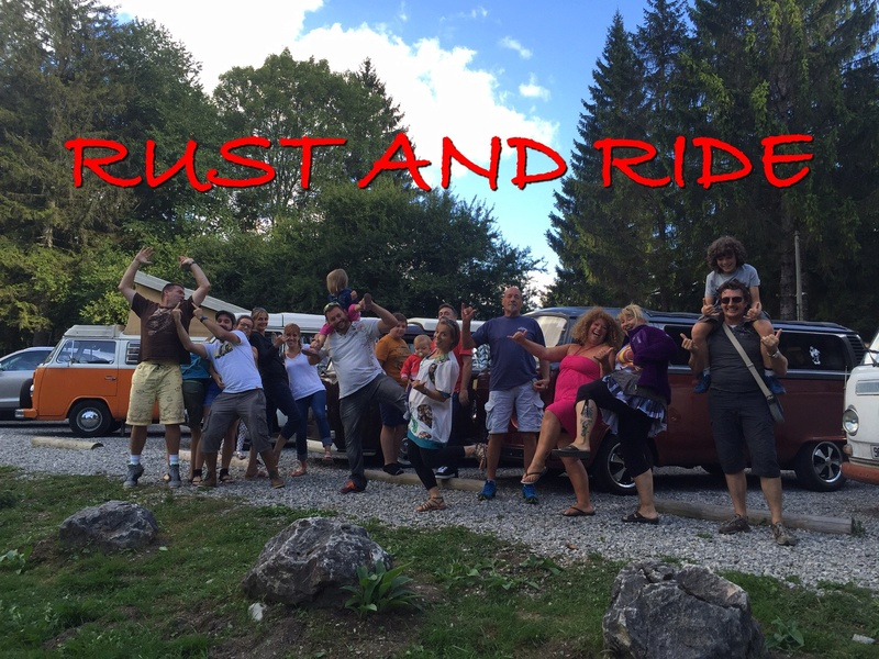 Rust and Ride.com