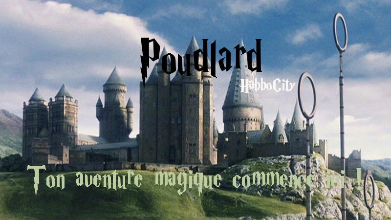 [Poudlard] Ecole De Magie [HabboCity]