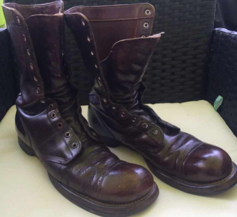Ww2 Corcoran Jump Boots Real Or What U S Militaria Forum