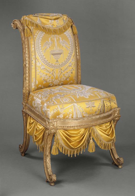 le mobilier turc du comte d artois au temple. Black Bedroom Furniture Sets. Home Design Ideas