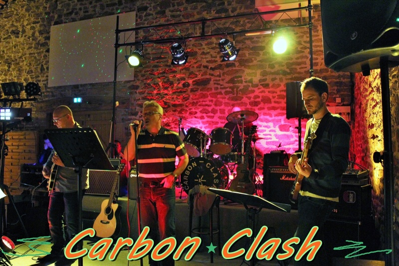 Carbon clash le groupe