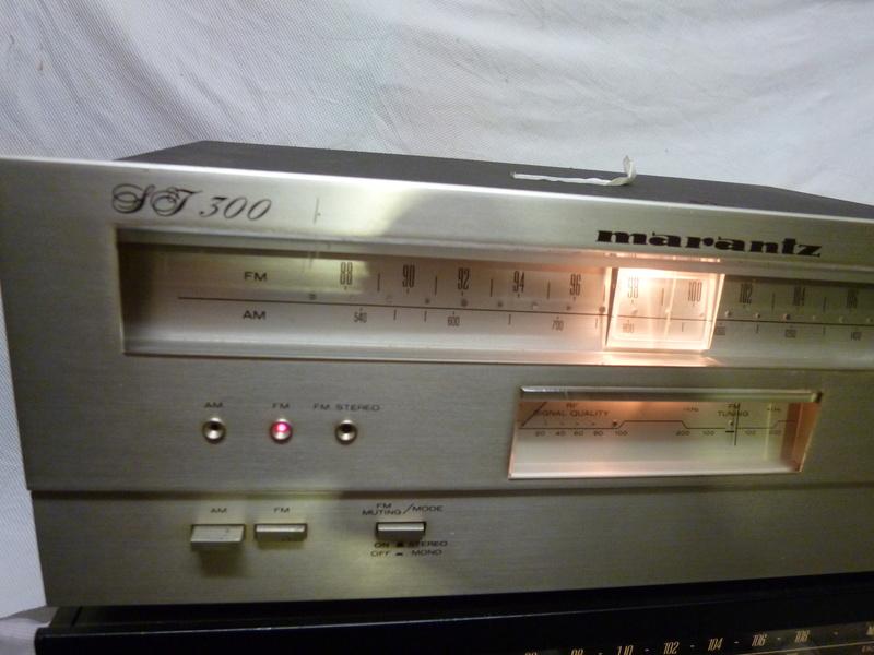 Vintage Fm Tuner 8