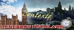 Prologue au monde magique de Ténébros Poudlard