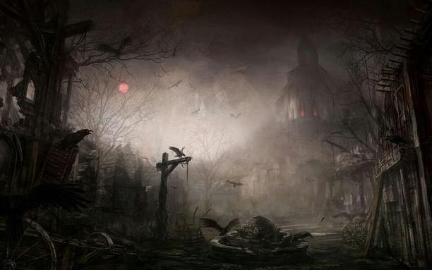 The Moonlit City