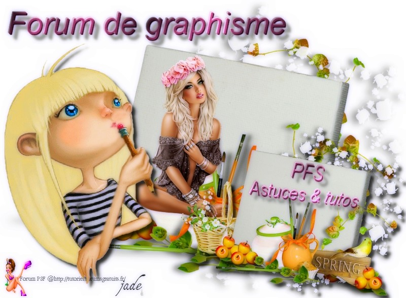Forum graphisme de tutoriel Photofiltre Studio