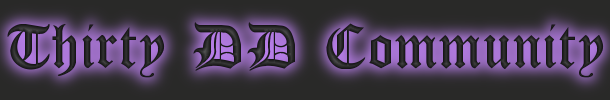 Thirty DD Community