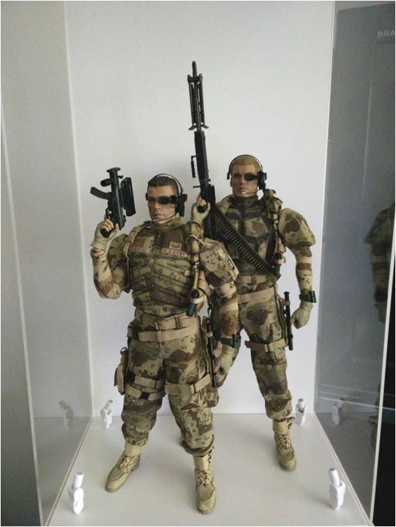 universal soldier damtoys blitzway pack 2 personnages