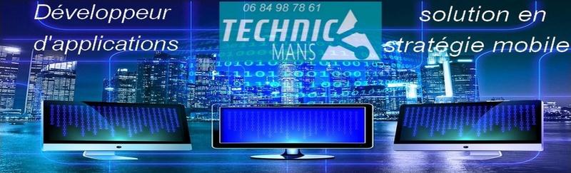 TECHNIC'MANS