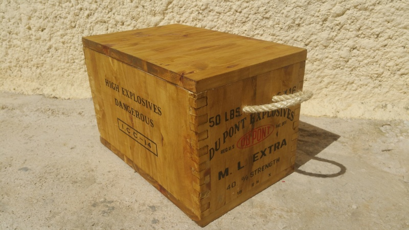 Dupont Crate