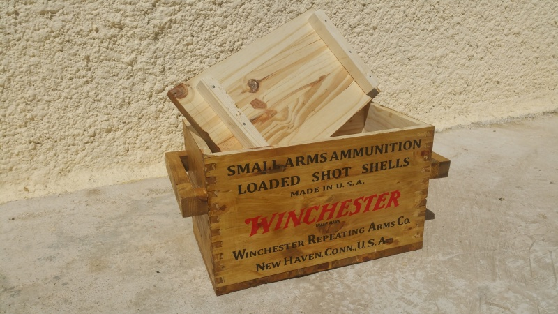 Winchester ammo chest
