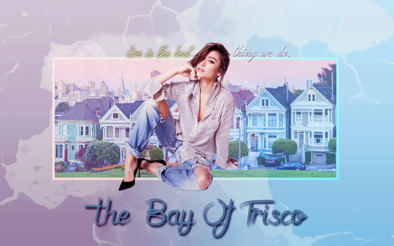 THE BAY OF FRISCO