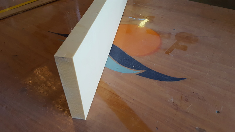 High Density Foam Planks Boards