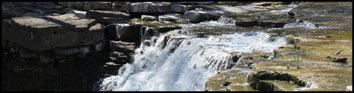 Chesru Waterfall