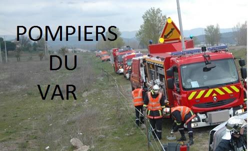 Pompiers du Var