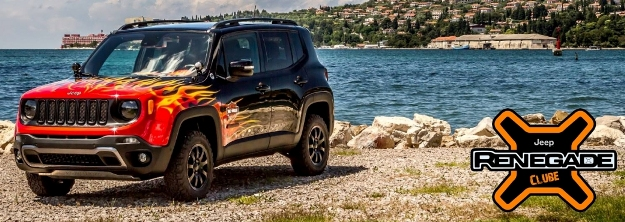 Jeep Renegade Clube
