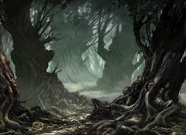 Forêt aux Mille Cris