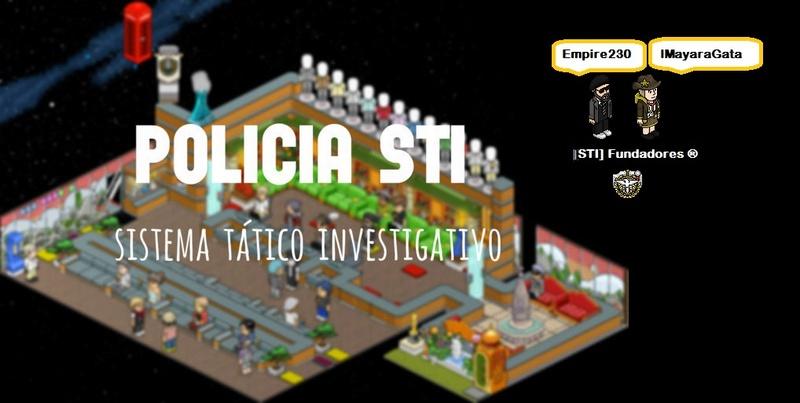 POLÍCIA STI - Oficial ©