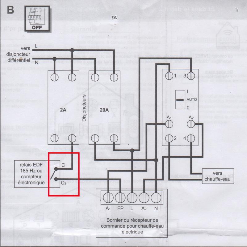 branchement de ma commande 599022 sur un tableau command par delta 55. Black Bedroom Furniture Sets. Home Design Ideas