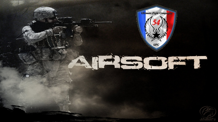 UFC compagny airsoft team 54