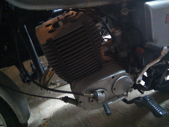 Forum moto mécanique moto :: sujet forum moto  Piston percé honda 125XLR